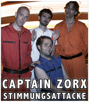 Support für 14.9.2007 Rostock: Captain Zorx!