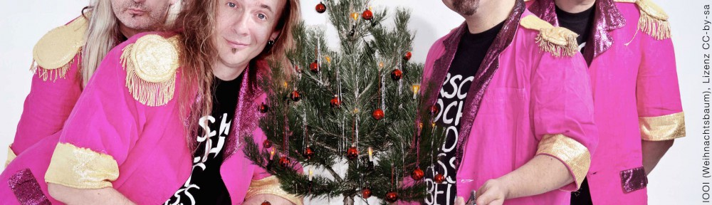 J.B.O. - Blast Christmas: die ultimativen Jahresabschluss-Shows steigen in Bochum und Osnabrück