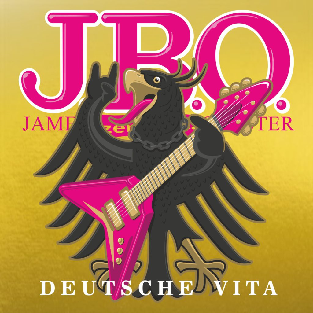 Cover: J.B.O. - Deutsche Vita