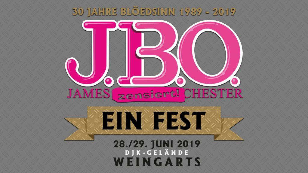 J.B.O. –Drei Jahrzehnte Comedy Metal – die Franken feiern im Juni 2019
